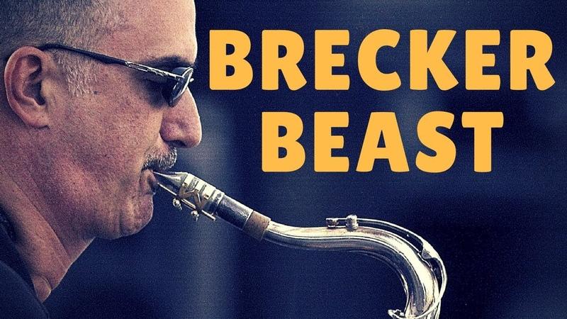 Those 7 Times Michael Brecker Went Beast Mode bernie's bootlegs