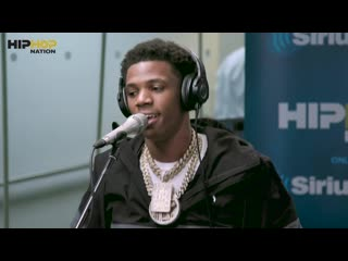 A Boogie wit da Hoodie - Look Back At It Live @ SiriusXM