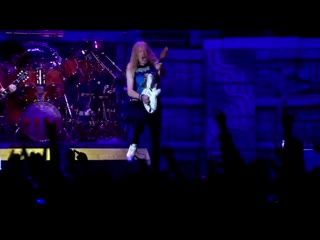 Iron Maiden - Fear Of The Dark (The Book Of Souls_ Live Chapter)