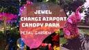 Jewel Changi Airport Canopy Park | Petal Garden