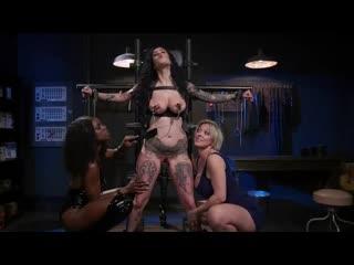 Kinky Workshop: Ana Foxxx & Dee Williams Strap-On DP Arabelle Raphael