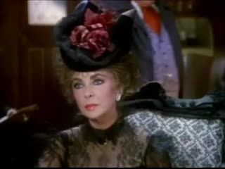 Poker Alice (1987) - Elizabeth Taylor Tom Skerritt George Hamilton Richard Mulligan David Wayne Susan Tyrrell Pat Corley