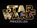Princess Leia (Star Wars) - Harp Orchestral Cover