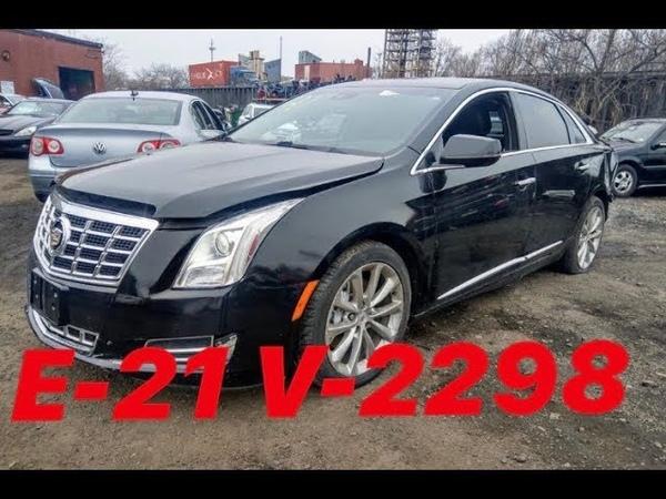 Авто из США CADILLAC XTS 2013 Аукцион Copart