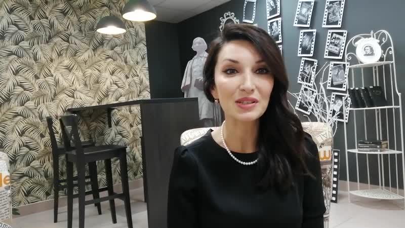 Салимгареева Альбина, школа этикета Bon Ton
