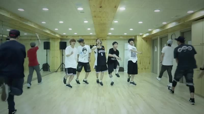 B1A4 What's Happening dance practice