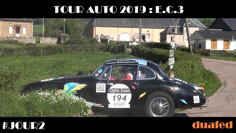TOUR AUTO 2019 Jour2 EC3 Autun Sud Morvan