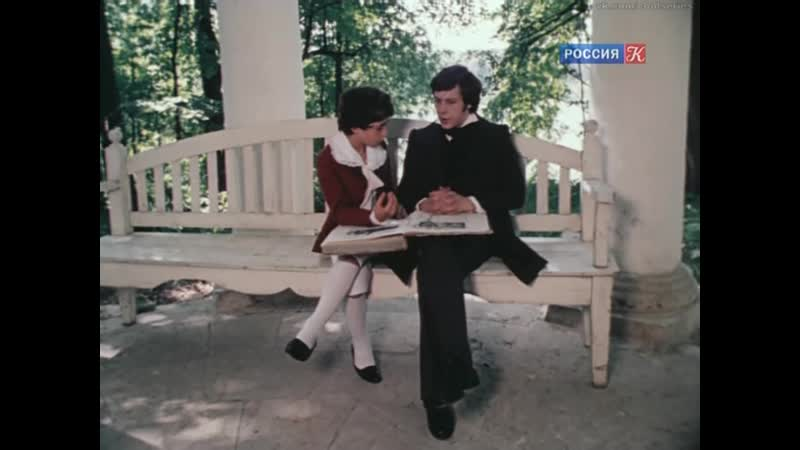 Благородный разбойник Владимир Дубровский 1 4 серии 1988