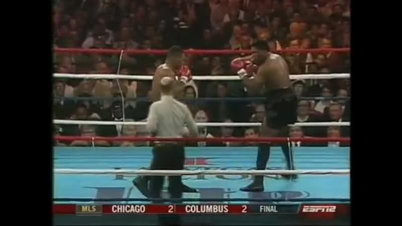 Майк Тайсон vs Тревор Бербик (1986)