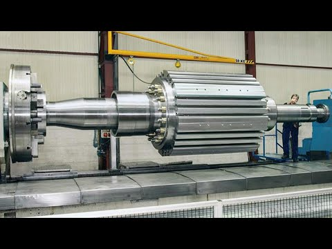 Fantastic CNC working process Incredible factory machine I've ever seen