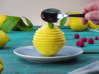 Этот десерт - просто бомба! Следи за ложкои на 1_30 - слюнки потекут _ Больше р
