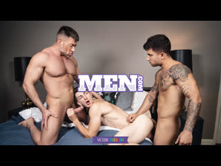 MEN: Small Things Cum In Good Packages: Bareback
