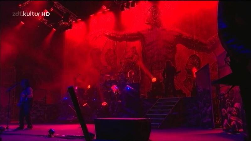 KREATOR - 05.Pleasure To Kill Live @ Wacken Open Air 2014 HD AC3