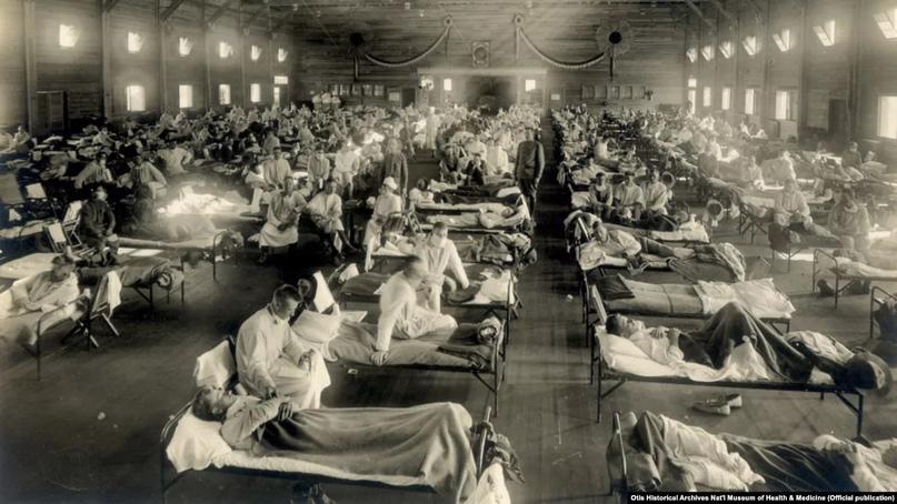 Самые страшные пандемии в истории человечества, изображение №4