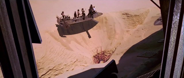 What A Lovely Day! - Star Wars: Return Of The Jedi vs. Mad Max: Fury Road