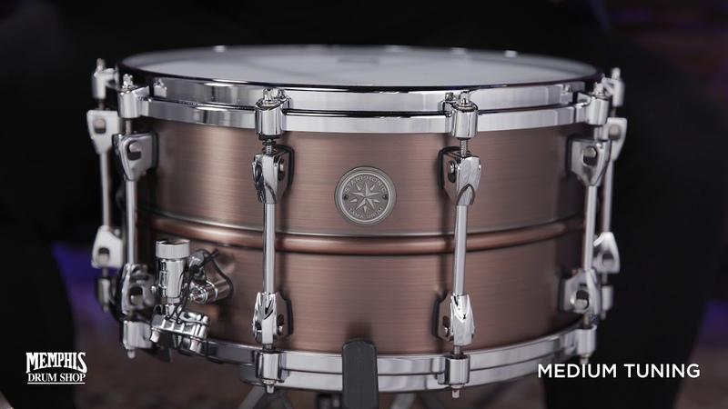 Tama 14x7 Starphonic Copper Snare Drum (PCP147)