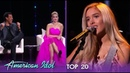 Laci Kaye Booth: Texas DARLING Moves The Crowd To Tears! | American Idol 2019