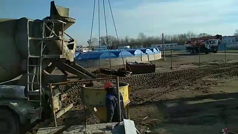 Крайний бетон