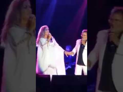 Al Bano e Romina Power Chieti 29 luglio 2017 We'll live it all again