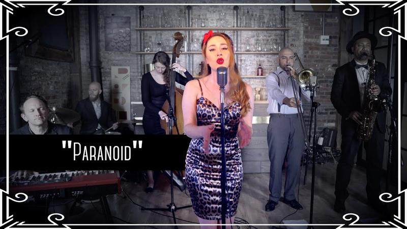 """""""Paranoid"""" (Black Sabbath) Cover by Robyn Adele Anderson"""