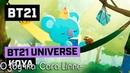 [Озвучка by Cara Linne] [BT21] BT21 UNIVERSE ANIMATION EP.05 - KOYA