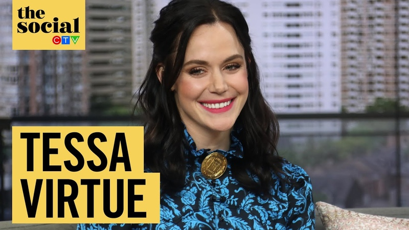 Tessa Virtue tells us about her last dance with Scott Moir | The Social
