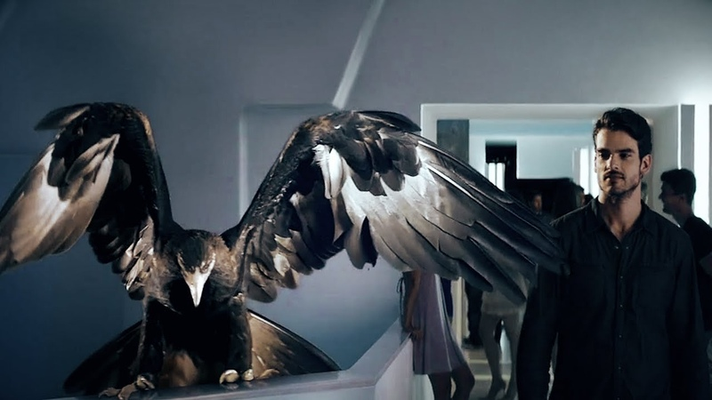 Enigma feat Aquilo Amen ✦ White Motive Remix Music Video