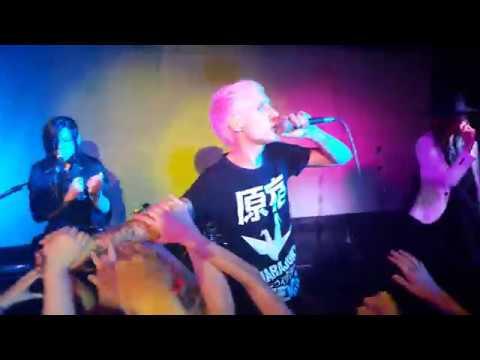 Jackie-o и Doukoku - Токийский гуль(Live) АФИША МОСКВА
