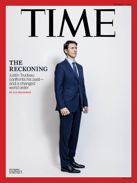 2019-10-07 Time Magazine International Edition