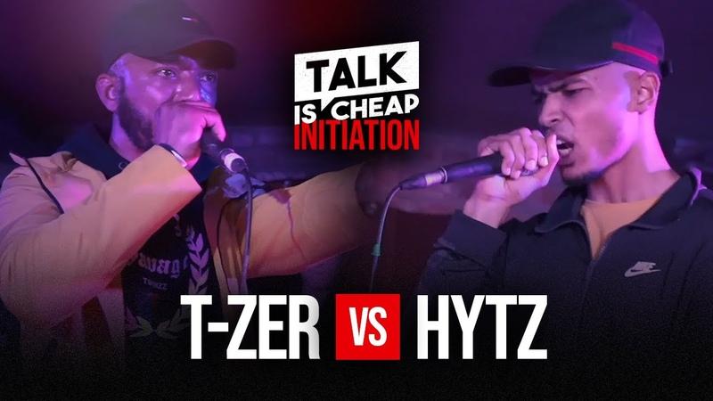 TALK IS CHEAP T ZER VS HYTZ GRIME CLASH INITIATION TALKISCHEAP GRIME CLASH