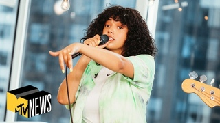Mahalia Performs 'What You Did,' 'Simmer' & More + EXCLUSIVE Interview About New Album   MTV News