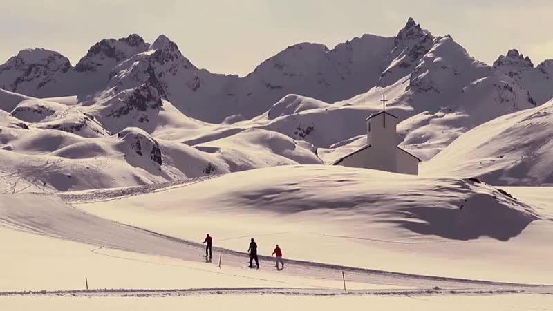 АВСТРИЯ зимой Winter in Austria