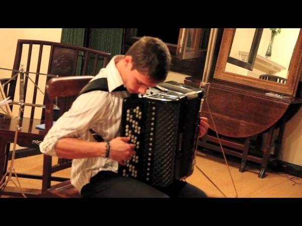 Nikola Lazic Omaggio ad Astor Piazzolla von Astor Piazolla. Live mit Harmonika @ Anif Salzburg