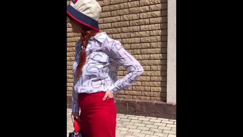 Городская мода - стильно, ярко, свободно!⠀Уверены, что в таком образе невозможно просто остаться незамеченной на улицах города