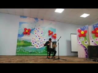 К 8 марта состоялся концерт для учителей от учеников Лицея №9