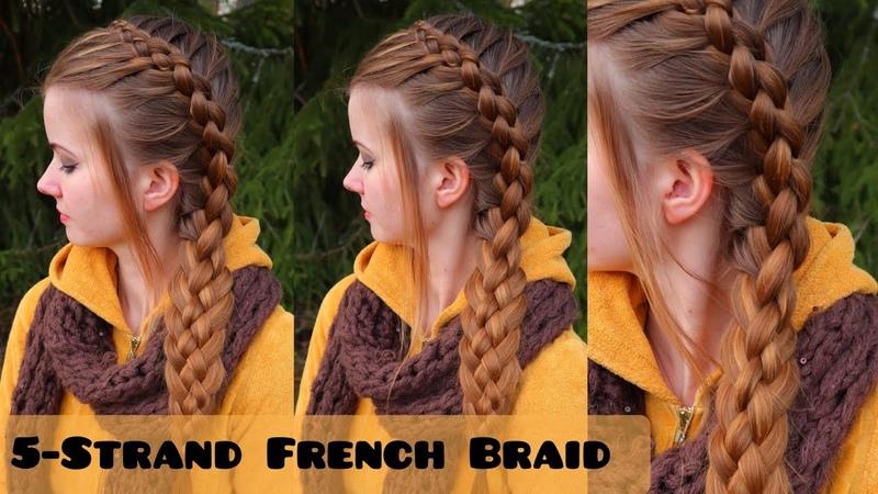 5 strand Frech Braid Braids Braidstyles