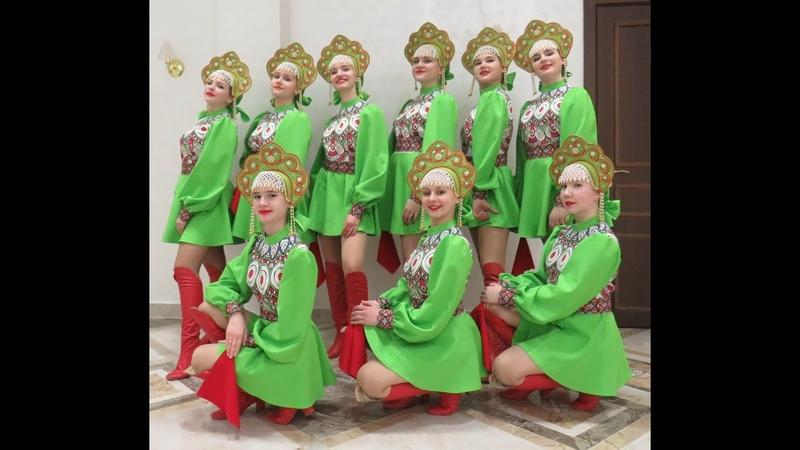 Ансамбль мажореток барабанщиц Осташевские ритмы с Осташёво Московская область
