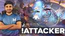 Nigma.!Attacker the KUNKKA SPAMMER - EPIC Gameplay Compilation