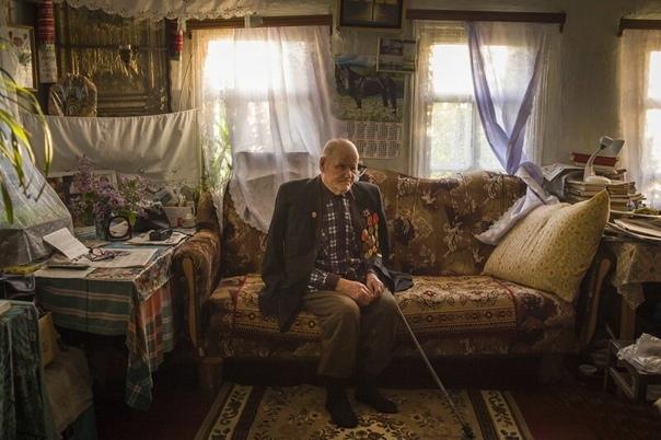 Половина российских ветеранов живет за чертой бедности