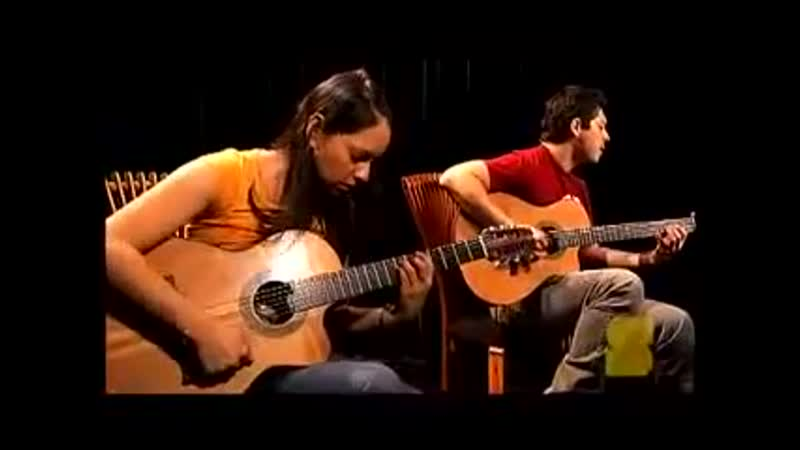 Rodrigo y Gabriela Orion live