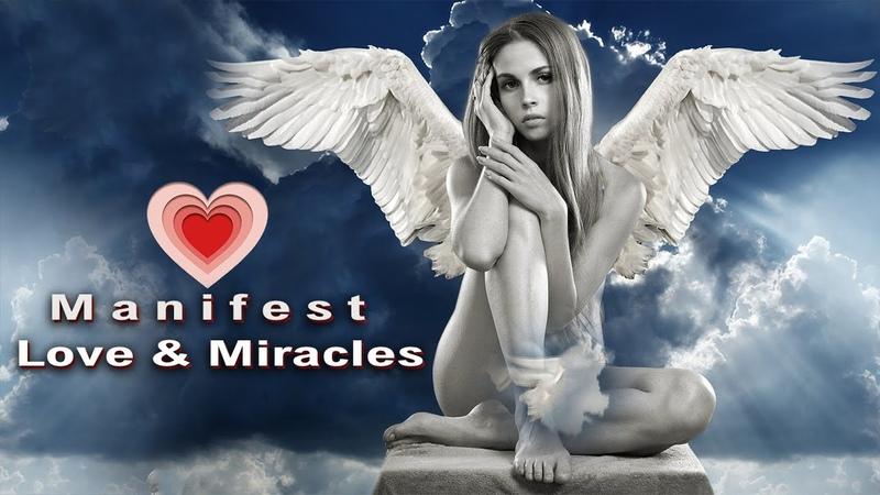 Manifest Love Miracles 432hz Affirmation Vibrations With Spirit Healing Brainwave Power Music