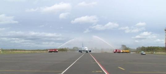 Ярославский аэропорт Туношна запустил рейсы в Санкт-Петербург с новым авиаперевозчиком