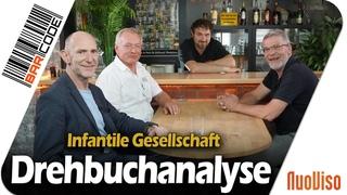 Drehbuchanalyse - BarCode mit Andreas Winter, Frank-R. Halt, Götz Wittneben & Frank Höfer