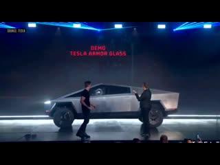 Презентация Tesla Cybertruck ЖЮ