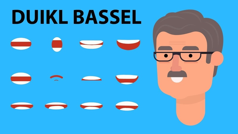 After Effects Tutorial How to Build a Mouth Rig Slider with Duik Bassel