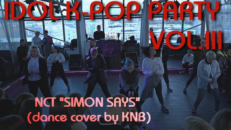 """NCT SIMON SAYS"""" dance cover by KNB"""