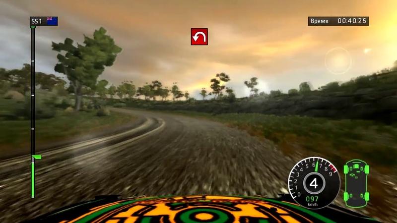 WRC 45 Серия Ford Fiesta S2000 3 Rally New Zealand, Whaanga Coast 1