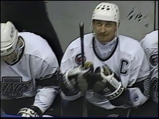 1993 Smythe Division Final Los Angeles Kings vs Vancouver Canucks Game 4