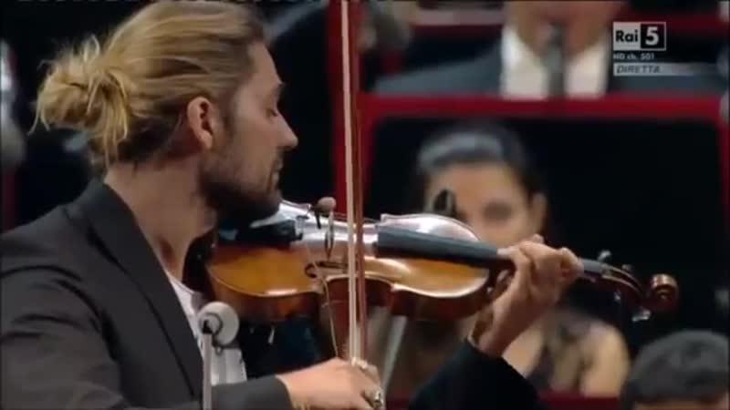30 05 2015 Milano бесплатный концерт под открытым небом Max Bruch's concert in G minor Op 26