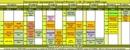 Расписание тренировок на следующую неделю с 23 по 29 марта🌷    🌸ОБРАТИТЕ ВНИМАНИЕ🌸👇    ❗В СРЕДУ ПОЯВ
